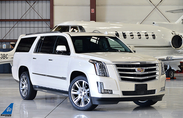 Luxury car rentals at Heber City Airport