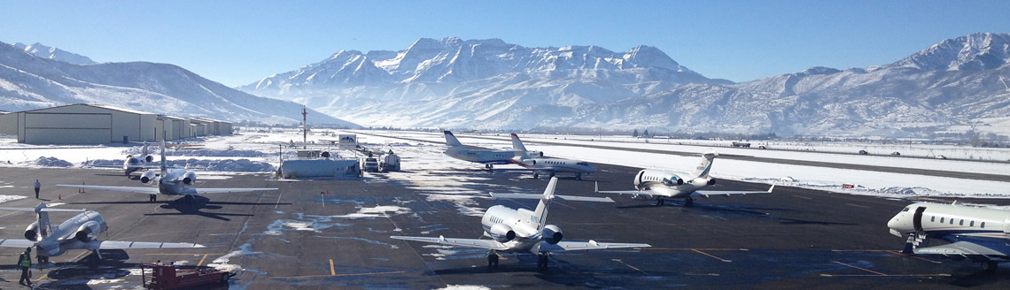 OK3 AIR | Full Service Fixed-Base Operator (FBO) | Heber / Park City, Utah