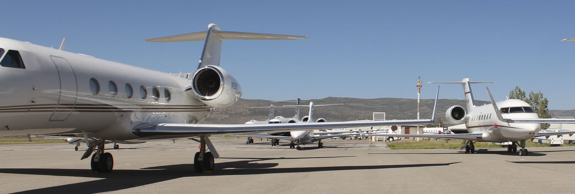 OK3 AIR | Full-service FBO serving Park City, Deer Valley, and Heber City, Utah