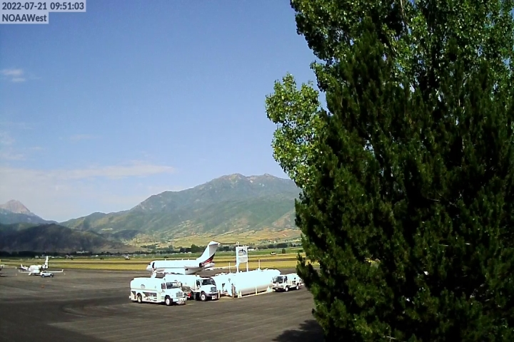 Heber City Airport   Russ McDonald Field   Park City, Utah