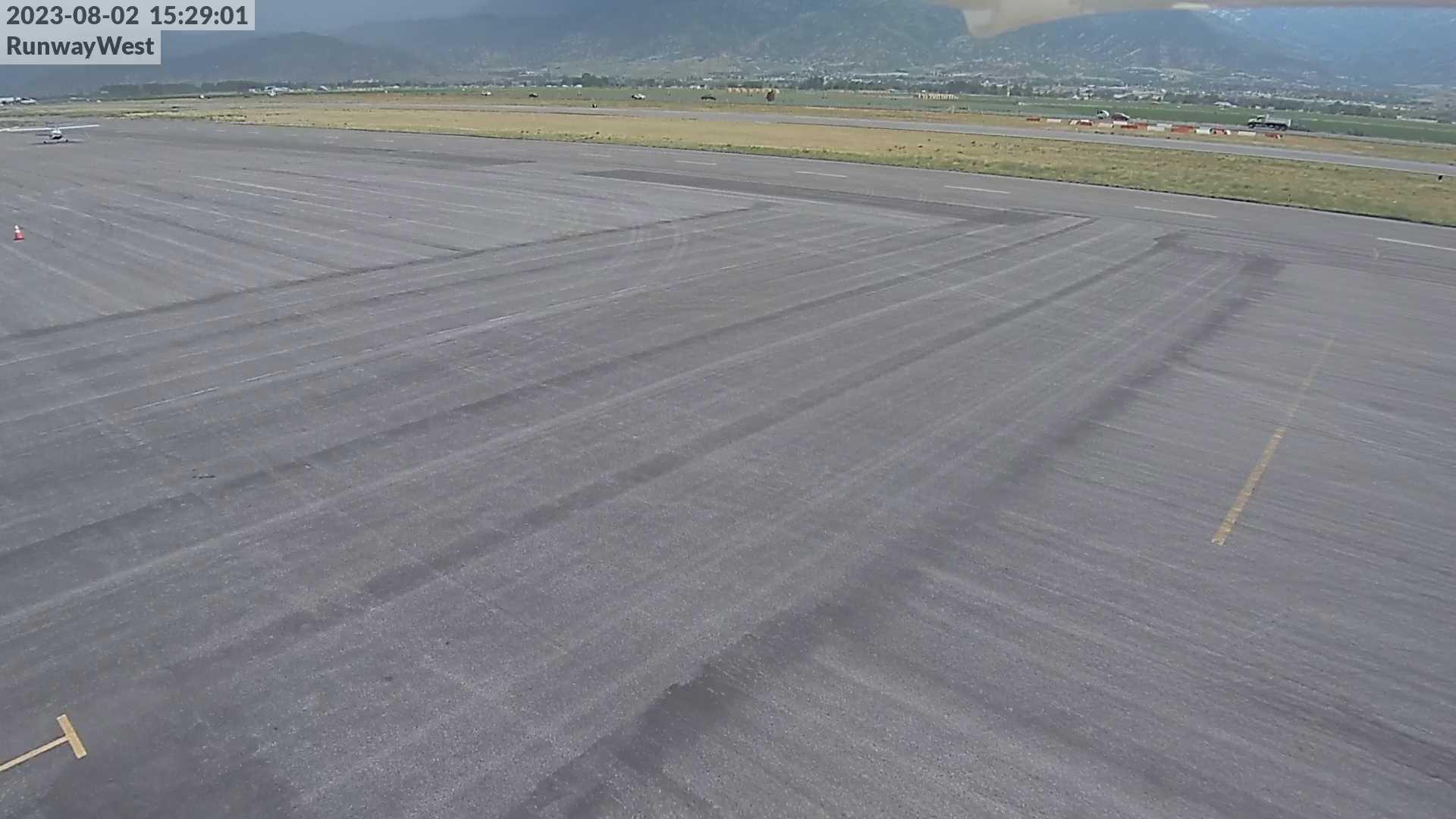 Heber Valley Airport | Russ McDonald Field | Park City, Utah